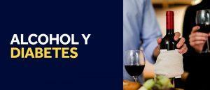 Alcohol y diabetes