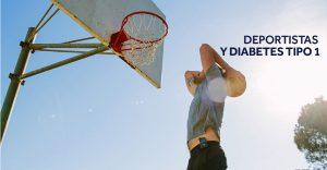 Deportistas con diabetes tipo 1